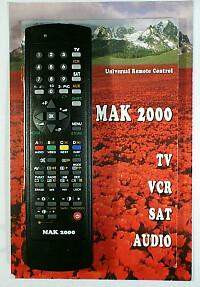 инструкция пульт unimak 2006